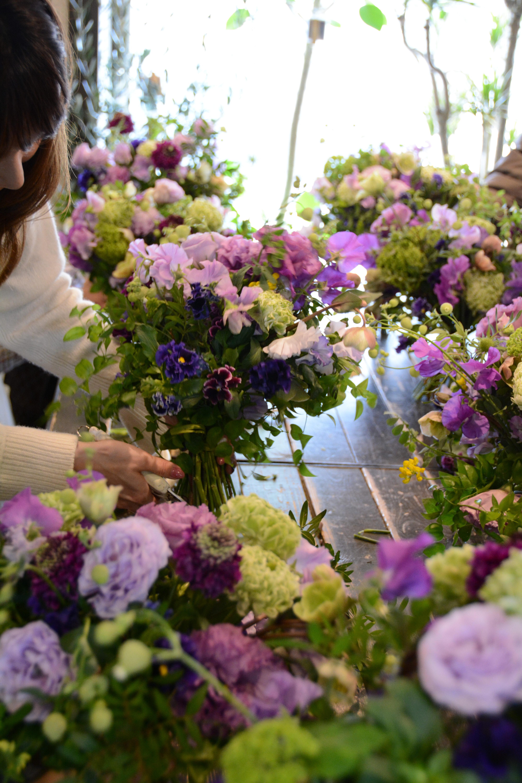 春から新たな趣味へのチャレンジ 「FlowerLesson オハナアソビ」